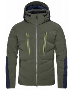 kjus mens down ski jacket