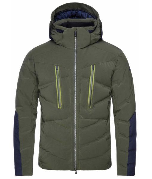 kjus mens down ski jacket