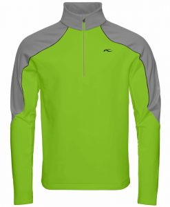 kjus ski wear formula green