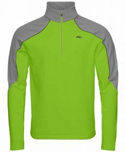 kjus ski wear formula green