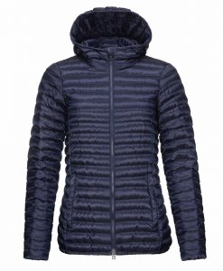 Kjus Cypress Down Hooded Ski Jacket