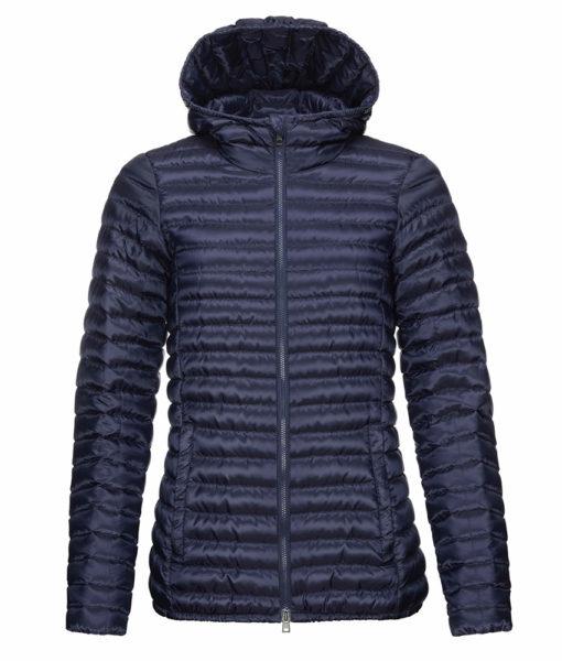 Kjus Cypress Down Hooded Ski Jacket