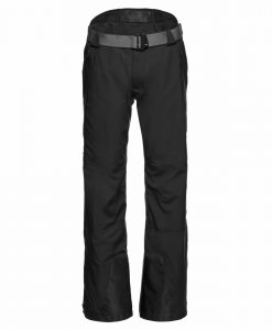 kjus ski pants mancuna black