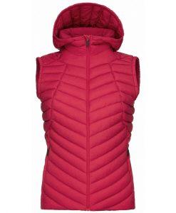 Kjus Ladies Mancuna Ski Vest Red