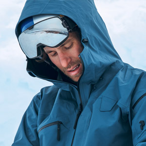 peak performance mens ski wear