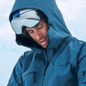 peak performance mens ski wear