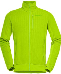 Lofoten Lofted Warm 1 Ski Jacket green