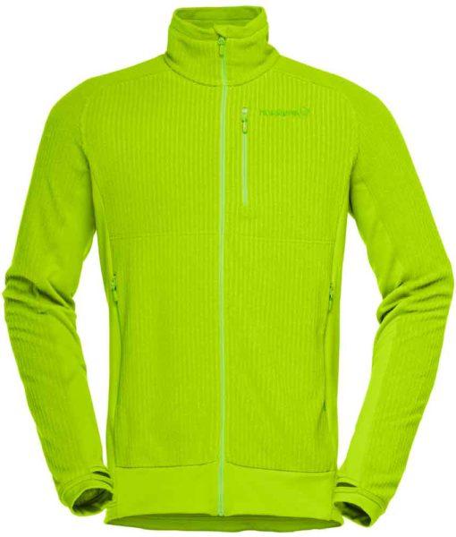 Lofoten Lofted Warm 1 Ski Jacket green