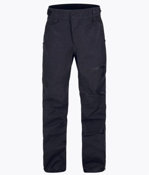 Mens Alpine Peak Performance ski Pant black