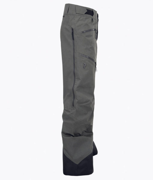 Peak Performance Men's Teton Melange Ski Pant Side