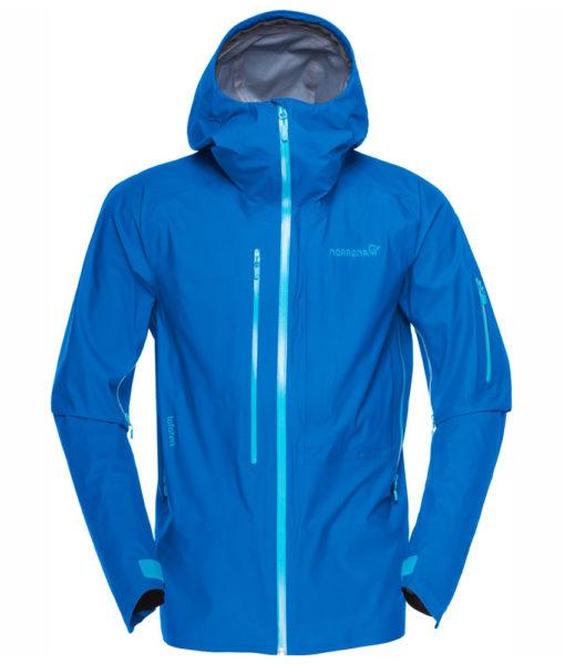 Norrona Active ski Jacket blue