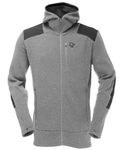 Norrona Men's Tamok Warm Zip With Hood