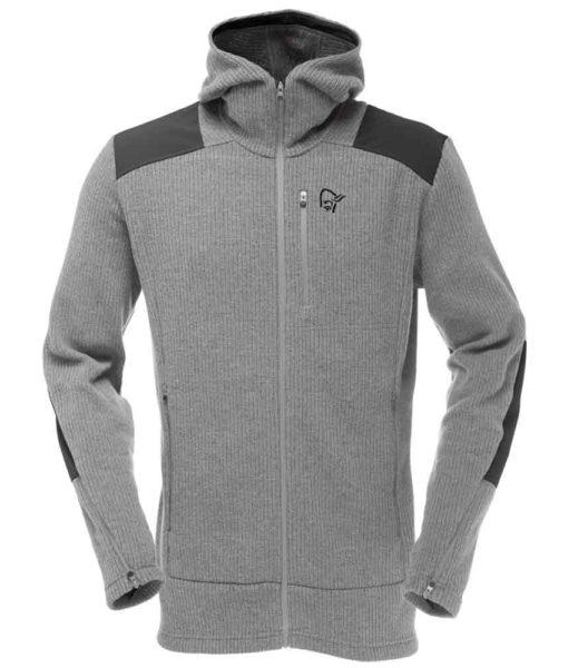 Norrona Men's Tamok Warm Zip With Hood