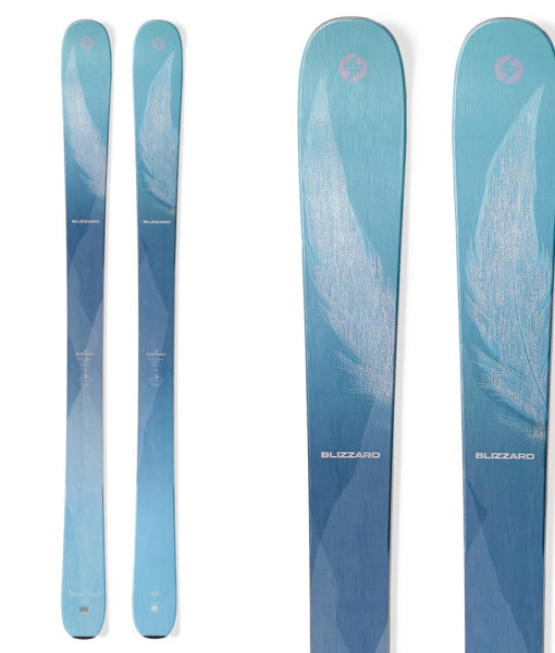 blizzard skis black pearl