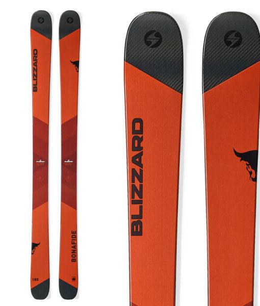 blizzard skis bonafide