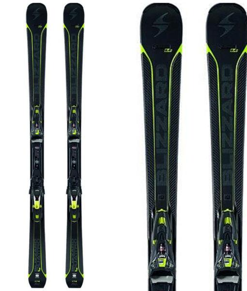 blizzard skis quattro