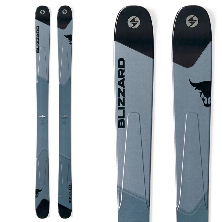 blizzard skis rustler 10
