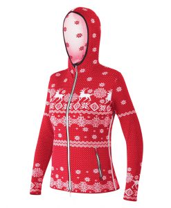 Newland Women's Alba Hooded Ski Sweater