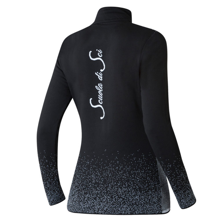 Designer Zip Ski Sweater