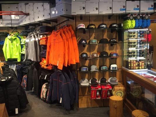 2018 aspen ski shop