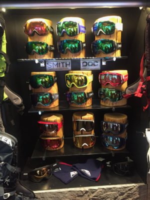 aspen ski shop goggles