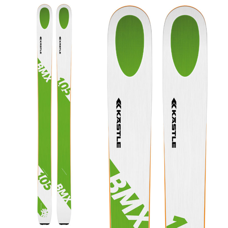 Kastle Skis BMX 105