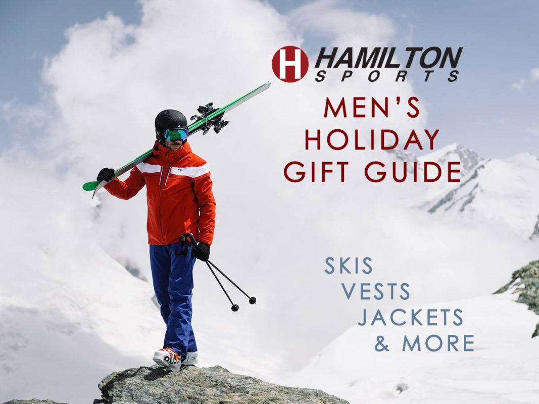 mens ski gift guide
