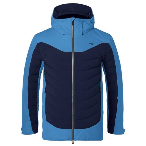 kjus mens ski jacket sight line
