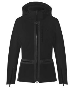 kjus nuna down ski coat black