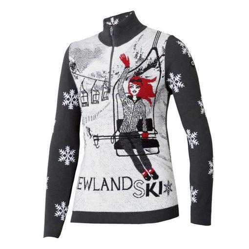 newland virgo womens ski sweater