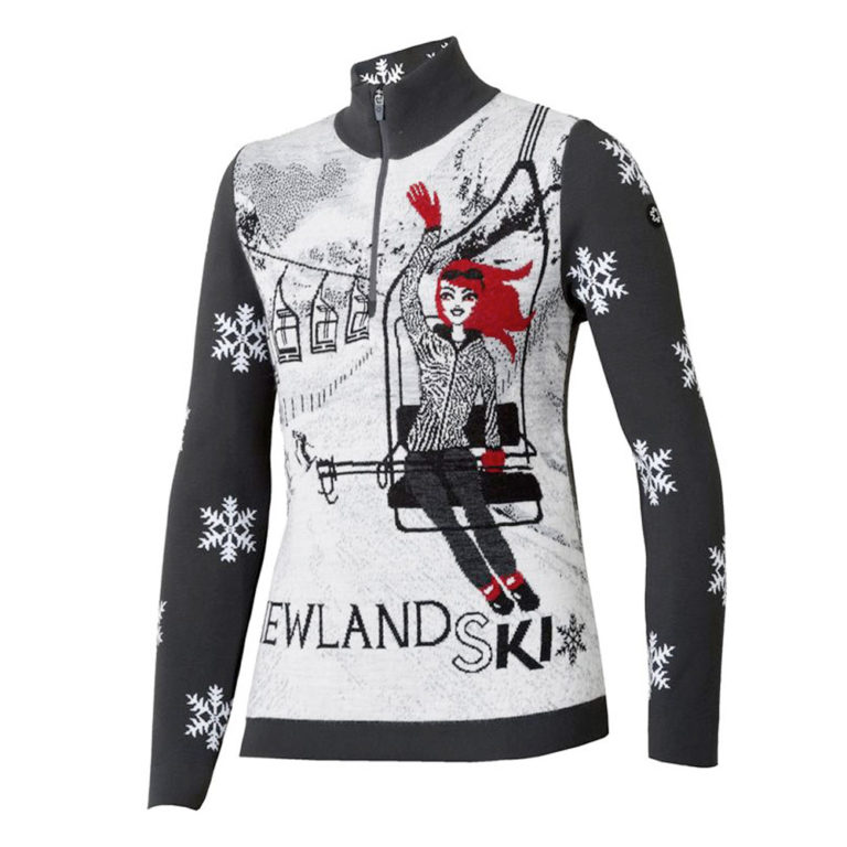 newland virgo womens ski sweater