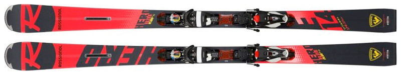 rossignol hero demo skis aspen