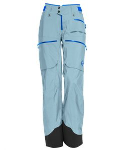 Norrona Lofoten ski pants blue