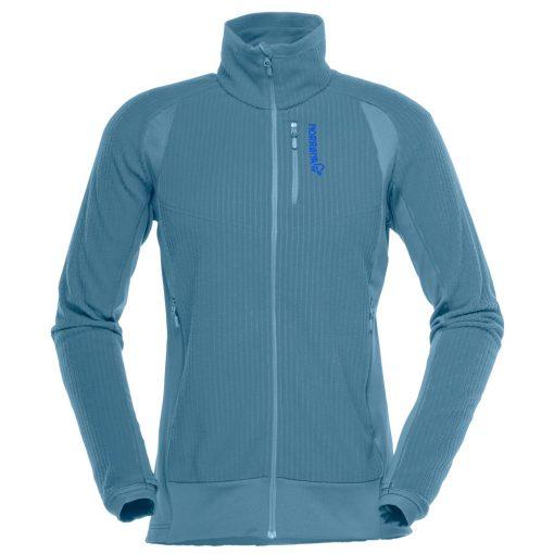 Norrona Lofoten warm1 ski jacket blue