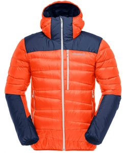 Norrona down ski jacket Falketind