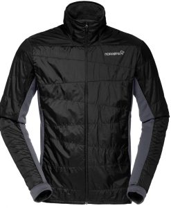 Norrona shell mens ski jacket alpha