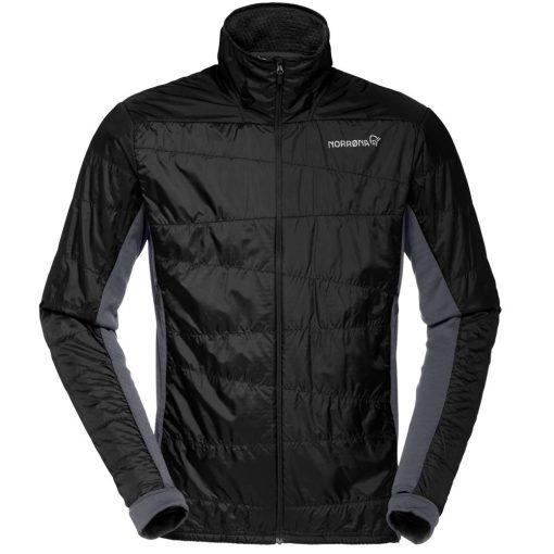 Norrona shell mens ski jacket alpha
