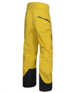 Peak Performance ski pant gravity yellow