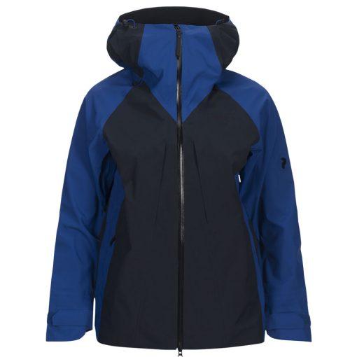 Peak Performance womens ski jacket teton
