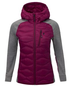 Peak Performance womens ski jacket helium hoodie