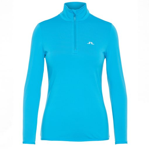 J lindeberg Kimbell blue baselayer