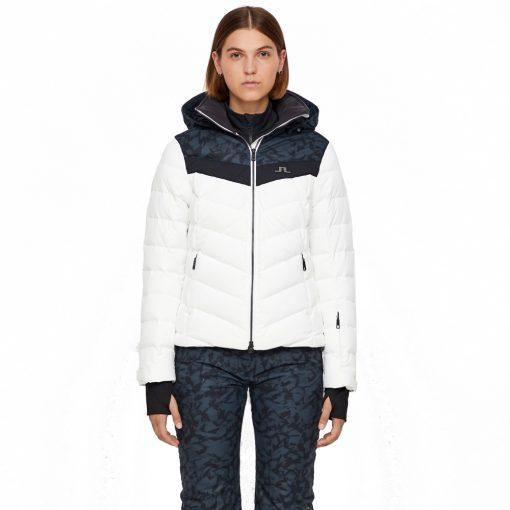 J lindeberg printed truuli ski pants