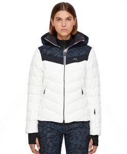 J lindeberg russel womens down ski coat