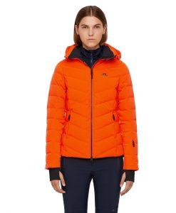 J lindeberg watson womens ski jacket