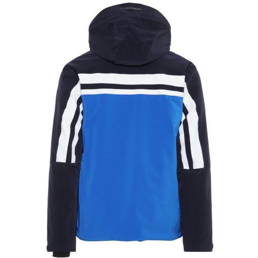 JL Mens Hayes Ski Coat Blue