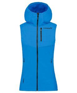 Norrona Lyngem ski vest blue