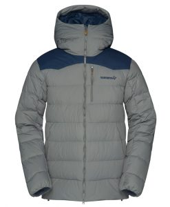 Norrona Mens Down 750 ski jacket