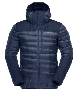 Norrona Mens Falketind down ski coat