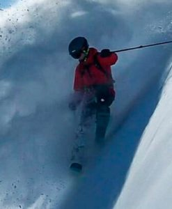 Norrona Mens Lofoten insulated ski pant
