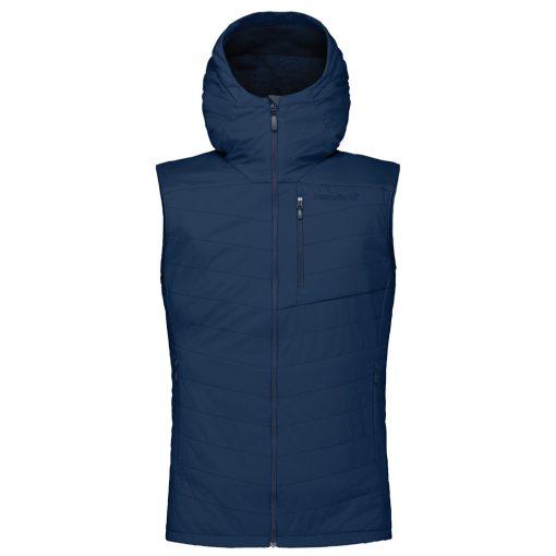 Norrona Mens Lyngen Alpha ski vest black